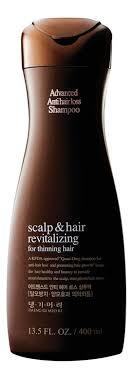 <b>Шампунь</b> против выпадения <b>волос</b> Advanced <b>Anti Hair</b> Loss ...