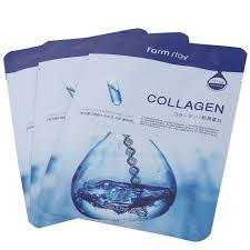 <b>Farm Stay Visible Difference</b> Facial Mask Sheet Collagen_3pcs ...