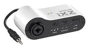 Аудио интерфейсы - Tascam