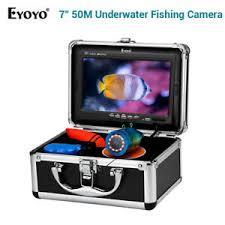 <b>Eyoyo</b> 7 Inch Monitor <b>15M</b>/<b>30M</b>/50M Underwater <b>Fishing</b> Camera ...