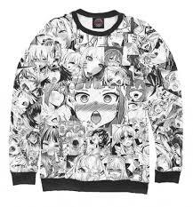 Одежда Ahegao, купить вещи и мерч Ахегао в интернет-магазине