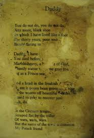 best ideas about daddy sylvia plath daddy by sylvia plath poem daddy 1963 i use to this poem all the time