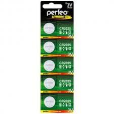 <b>Perfeo CR2025</b>/<b>5BL Lithium</b> Cell купить недорого с доставкой в ...