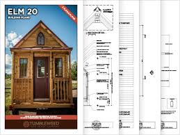 Tumbleweed Tiny House Building Plans   Tumbleweed HousesTumbleweed Elm Building Plans