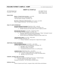 resume format examples anuvrat info senior resume format entry level template
