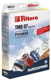 Мешок-<b>пылесборник Filtero</b> TMS 07 Экстра, для Thomas ...