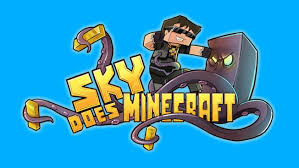 sky does minecraft