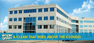 graphic header image of commercial building in bloomington representing minneapolis commercial office cleaning services for build home office header