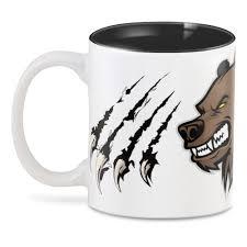 <b>3D</b> кружка <b>Медведь</b> #2796911 в Москве – купить кружку с ...