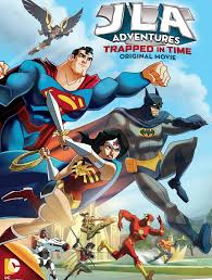 Ver Pelicula JLA Adventures: Trapped in Time