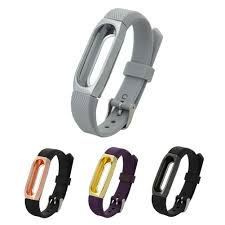 <b>Silicone Replacement Wristband for</b> Xiaomi MI 2 Series Smart ...