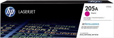 <b>Тонер</b>-<b>картридж HP 205A</b> (CF533A), <b>пурпурный</b>, для лазерного ...