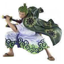 Купить <b>Фигурка Figuarts Zero</b> One Piece Roronoa Zoro Zorojuro ...