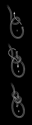 skills you can learn in seconds fun skills that are easy to learn tie a bowline knot