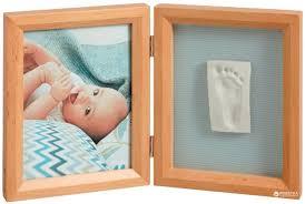 Набор для создания отпечатка ручки и ножки малыша <b>Baby Art</b> ...