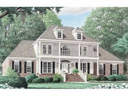 Southern Colonial House Floor Plans  southern house floor plans    Southern Home Style House Plans