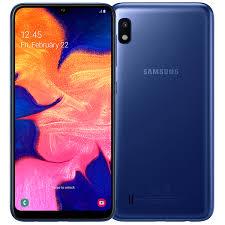 Купить <b>смартфон Samsung Galaxy A10</b> (2019) 32Gb Blue с ...