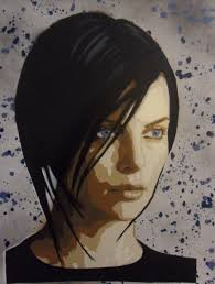 ... Aeon Flux Charlize Theron ... - aeon_flux___charlize_theron_by_roryhimself-d3i7iyv
