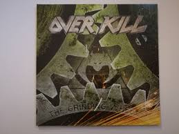 <b>Overkill - The Grinding</b> Wheel (2017, Vinyl) | Discogs