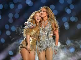 Super Bowl LIV halftime: Jennifer Lopez, <b>Shakira</b> dazzle Miami ...