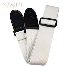 <b>NAOMI Guitar Strap</b> Leather Head Adjustable Shoulder Strap For ...
