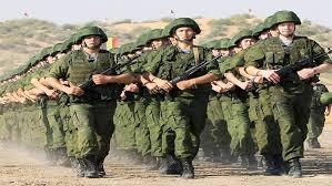 Image result for نیروی زمینی ارتش روسیه در سوریه