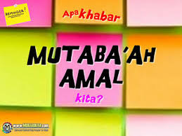 Image result for mutabaah amal