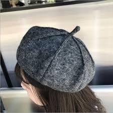 Для <b>женщин берет</b> Vogue шляпа для Зима Женский вязаный ...