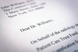how to address a letter to a doctor our everyday life write dear dr and the doctor s last on the top line of the letter itself for example begin your message dear dr williams