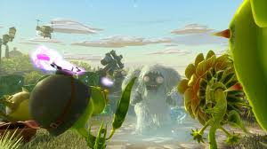 Getting Thumbs Up For Plants vs. Zombies Garden Warfare