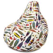 <b>Кресло Мешок</b> Рыбки 3XL — купить в интернет-магазине OZON с ...