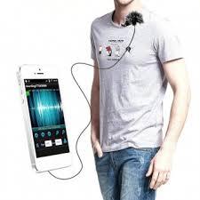 Петличный <b>микрофон CoMica CVM-V01SP</b> для видеоблогера ...