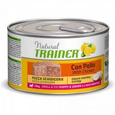 <b>Trainer Natural Mini</b> Puppy & Junior <b>Консервы</b> для щенков мелких ...