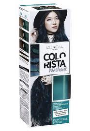 L'Oreal Colorista Washout Бирюзовые волосы: красящий бальзам ...