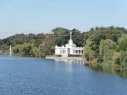 Inhulets River