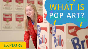 What is <b>Pop Art</b>?   Tate Kids - YouTube