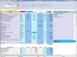 7 construction estimating software products example of a cost spreadsheet for easy pro builders estimator