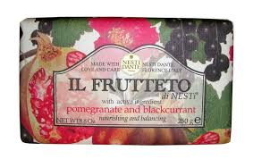 <b>Il Frutteto Мыло</b> Гранат и черная смородина 250г