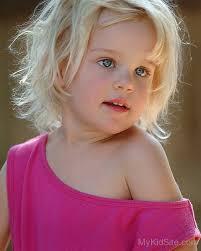 cute american baby girl photo baby girl