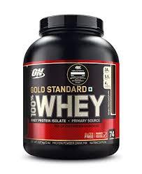 Optimum Nutrition (ON) <b>Gold Standard 100</b>% Whey Protein Powder ...