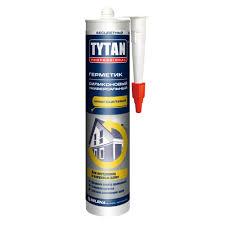 <b>Герметик силиконовый</b> универсальный <b>Tytan</b> белый 280 мл