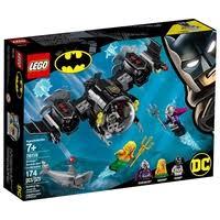 <b>Конструктор LEGO</b> DC Super Heroes 76116 Подводный бой ...
