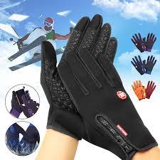 Unisex Men Women <b>Winter Warm</b> Windproof <b>Waterproof</b> Anti-slip ...