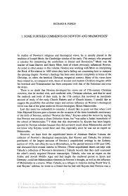 sir isaac newton essay isaac newton essay biography essay sir isaac newton essay biography essaysome further comments on newton and maimonides springer