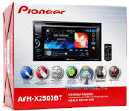 Pioneer AVH-X2500BT - Ei toimituskuluja! - Hifikulma