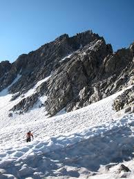 Sacagawea Glacier