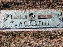 grave site of floyd jackson 1909 1966 billiongraves headstone image of floyd jackson