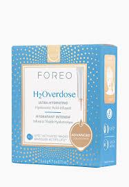 Набор <b>масок</b> для лица Foreo H2Overdose, Увлажняющая для ...