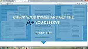 anda plagiat inilah software yang dapat digunakan untuk check essay checker for plagiarism lebih cocok digunakan ketika kita sedang menulis sebuah karya ilmiah secara online fasilitas yang dimiliki hanya memiliki