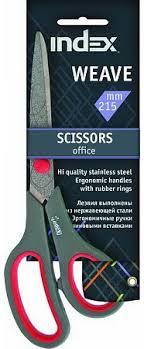 """<b>Ножницы</b> """"<b>Weave</b>"""", 215 мм, пластиковые ручки c резиновыми ..."""